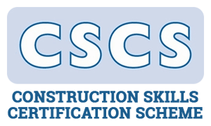 Anvil Masters are Certified Life motor installers and hold up to date CSCS Gold Cards